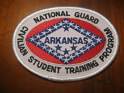 ARKANSAS NATIONAL GAURD MILATARY/POLICE PATCH