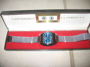 Vintage Men's Dress KRONOTRON Electra Watch (wind-up) w/ Date