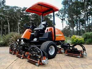 2016 Jacobsen LF577 Commercial/Fairway/Gang/Reel/Ride on Lawn mower Austral Liverpool Area Preview