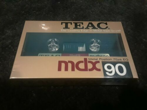 Teac MDX 90-Mint Condition- Made in Japan Type IV-Best Price on eBay!!!