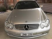 MERCEDES BENZ CLK240 W209 COUPE 2005 UPDATE Dianella Stirling Area Preview