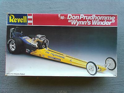 """REVELL #7476 1/16 DON PRUDHOMME """"WYNN'S WINDER"""""""