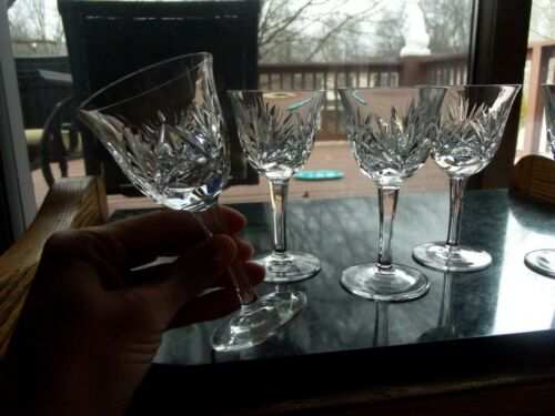Set (5) White Wine Goblets 4-7/8