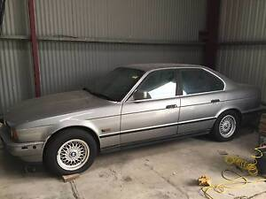 1988 BMW 535i - complete car for rebuild or parts. Soldiers Point Port Stephens Area Preview