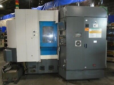 Toyoda Fa-450 Ii Horizontal Machining Center Cnc Mill