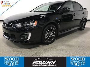 2017 Mitsubishi Lancer SE LTD AWD, SUNROOF, REARVIEW CAMERA