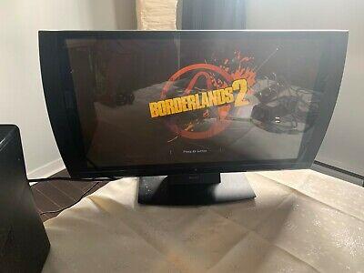 "Sony Playstation 3D TV Monitor Display LCD Flat Panel 24"" 1080p PS3"