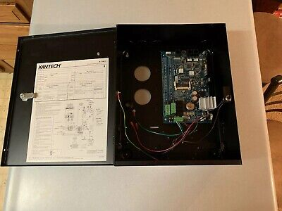 Kantech Kt-ncc Network Communication Controller Tested Working Access Control