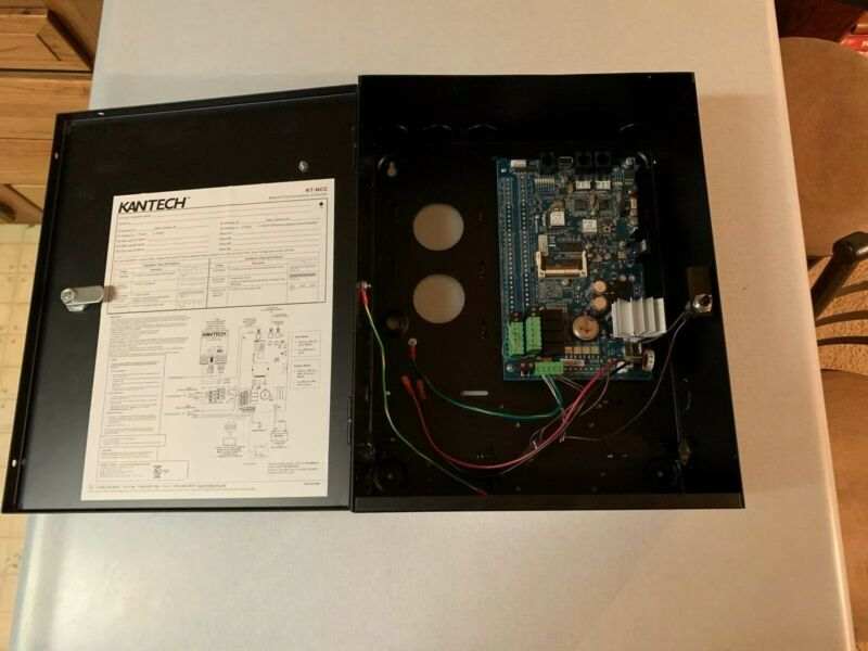 Kantech KT-NCC Network Communication Controller Tested & Working Access Control