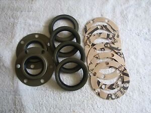 MILITARY DODGE  M37  &  POWER WAGON  WHEEL SEALS AND GASKETS