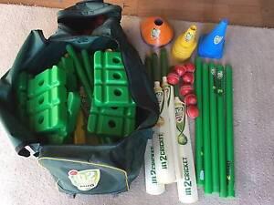 Cricket Set - Milo in 2 cricket - School or Club Beginners Set Kyneton Macedon Ranges Preview