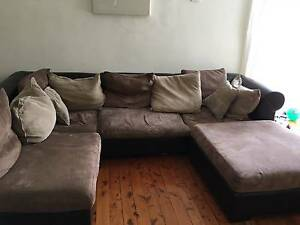 Free Sofa, Pick-up only Balgowlah Manly Area Preview
