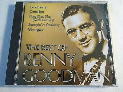 Best of Benny Goodman CD  1998 Intersound  Big Band Swing Jazz  BRAND NEW