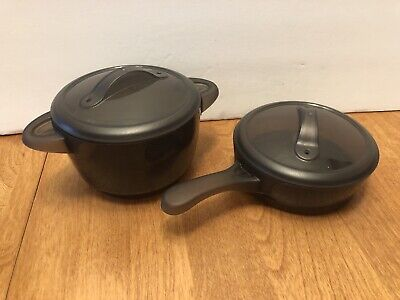 Step 2 Play Kitchen Replacement Interactive Boiling Pot & Pan w/ Lids Step2 NEW