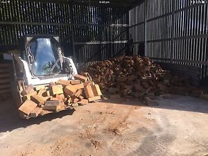 Firewood the best iron bark ,$50 bobcat bucket,camping Burpengary Caboolture Area Preview