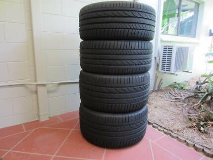 TYRES -  DUNLOP SP SPORT MAX - SUIT BMW X5  (NEW) Smithfield Cairns City Preview