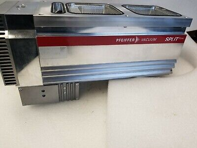 Pfeiffer Splitflow 310 3p Turbomolecular Turbo Vacuum Pump Rebuilt By Pfeiffer