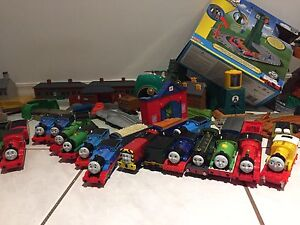 Thomas And Friends TrackMaster and Take n Play