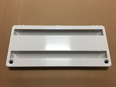 Refrigerator Vent Door w/ Twist Latches  WINNEBAGO ITASCA RV CAMPER MOTORHOME