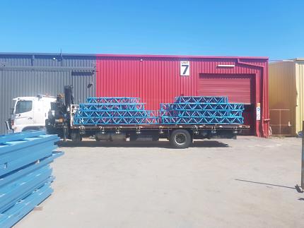 Perth Hiab truck hire