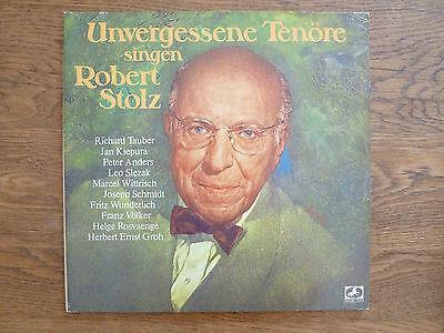 Unvergessene Tenöre singen Robert Stolz