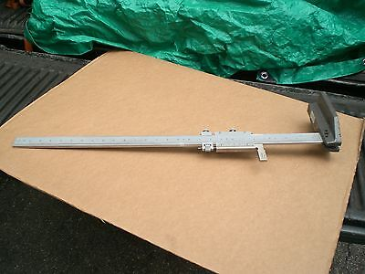 Brown And Sharpe No. 576 Vernier Height Gage 27