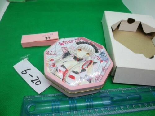 Chobits Clamp Japan Anime Mini-Puzzle in a Tin Box