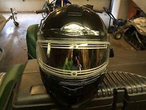 Zox Tavini Snowmobile helmet.