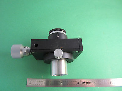 Microscope Part Filar 15x Ocular Eyepiece Optics Bin14