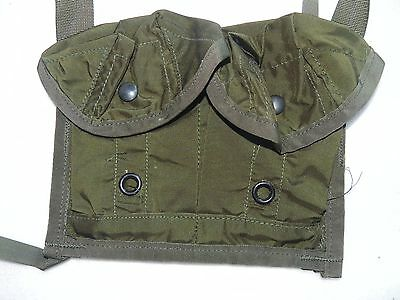 New Government Issue US Military Surplus APERS Mine Pouch Bag Chest Pouch M86