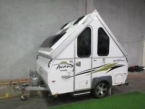 2016 Avan Sportsliner  Touring Excellent Condition Compact and Light Bassendean Bassendean Area Preview