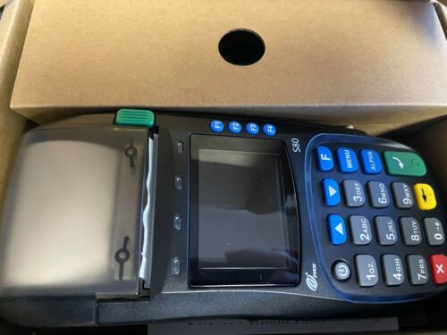 PAX S80 POS Credit Card Terminal Thermal Printer