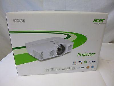 Acer H6517ST DLP-Projektor Kurzdistanz Beamer 3D Full HD 3.000 ANSI Lumen NEU