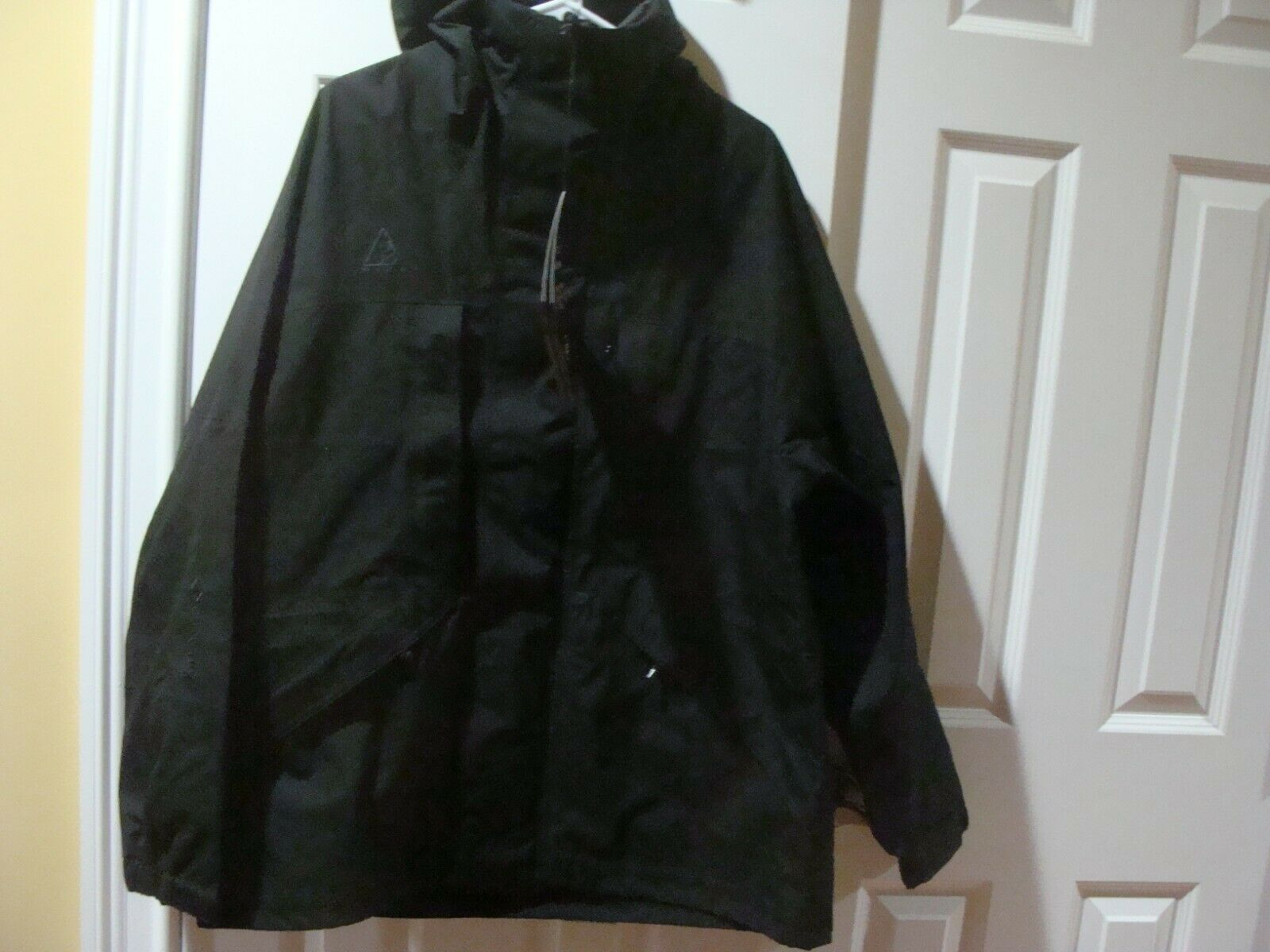 Men's Nike ACG Gore-Tex Hooded Jacket Black CD7648 011 Size