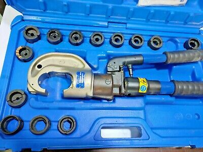 Cembre Hydraulic Crimping Tool Ht131l-c 08 - Force 130kn