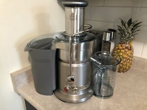 Breville juice fountain elite - needs to go