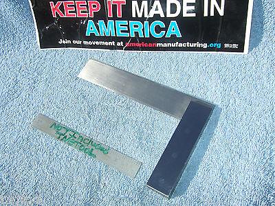 Starrett No.55 6 Square Beveled Edge Toolmaker Machinist Other Usa Squares