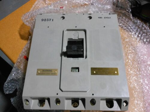 GOULD AIR CIRCUIT BREAKER # ETN583730000Y  NSN: 5925-01-107-6471