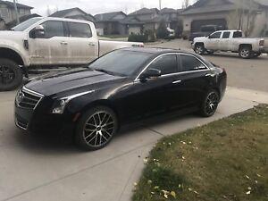 2014 Cadillac ATS Awd 2.0 turbo