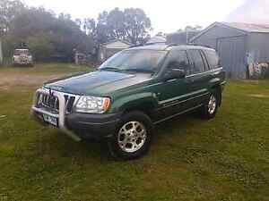 2000 Jeep Grand Cherokee Laredo Angaston Barossa Area Preview