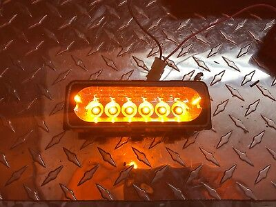 Whelen Liberty Patriot Lightbar 500 Series Module Led Amber