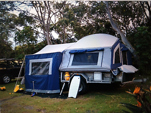 Camper trailer - Quality Australian made family favourite Woonona Wollongong Area Preview