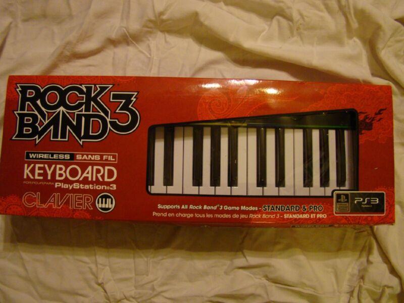 PS3 RockBand 3 Wireless Keyboard