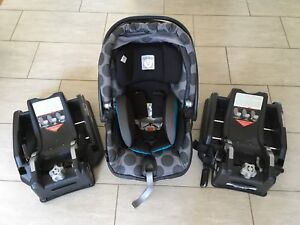 Siège d'auto (coquille) Peg Perego 30/30 Exp. Oct.2019