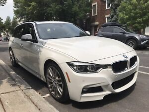 2016 BMW 328d touring M package