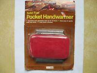 12//13 Fuel Rods//Sticks ARMY HIGHLANDER POCKET SOLID FUEL HAND WARMER-CHARCOAL