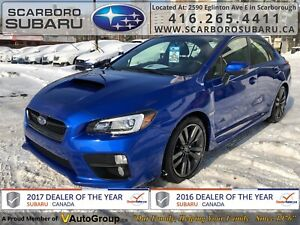 2016 Subaru WRX SPORT TECH, FROM 1.9% FINANCING AVAILABLE