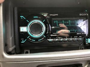 Sony Double Din (Bluetooth, IPod, App control)