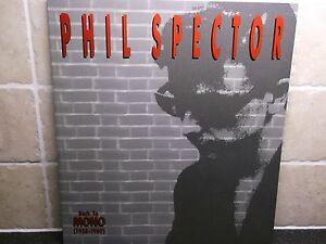Phil Spector Back To Mono (1958 - 1969) 4 CD Box Set inc Christmas Album - EX!