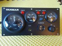 C-Type Engine Panel for Yanmar MARINE - PB5361